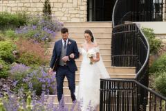 Arriving-Bride-Pear-Tree-Swindon