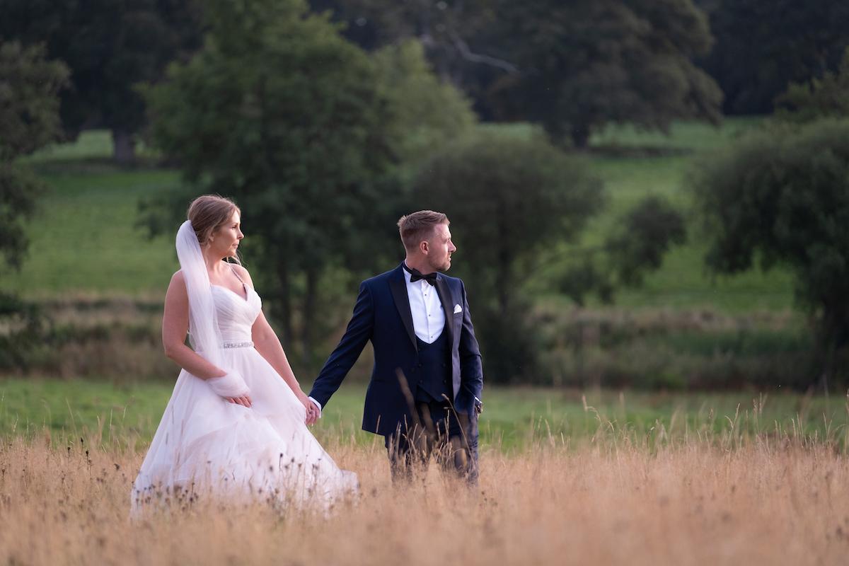 Rockbeare Manor Wedding August 2021