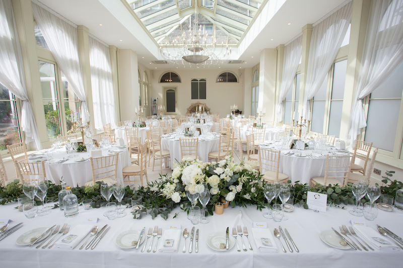 Beautiful Wedding Venue Clevedon Hall