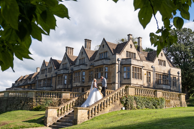 The Wedding Venue Coombe Lodge Blagdon Somerset