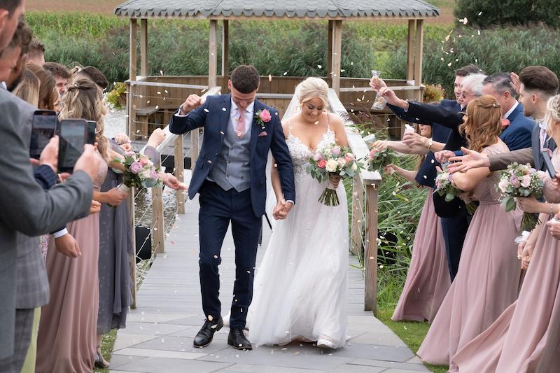 Quantock Lakes Wedding Day Venue