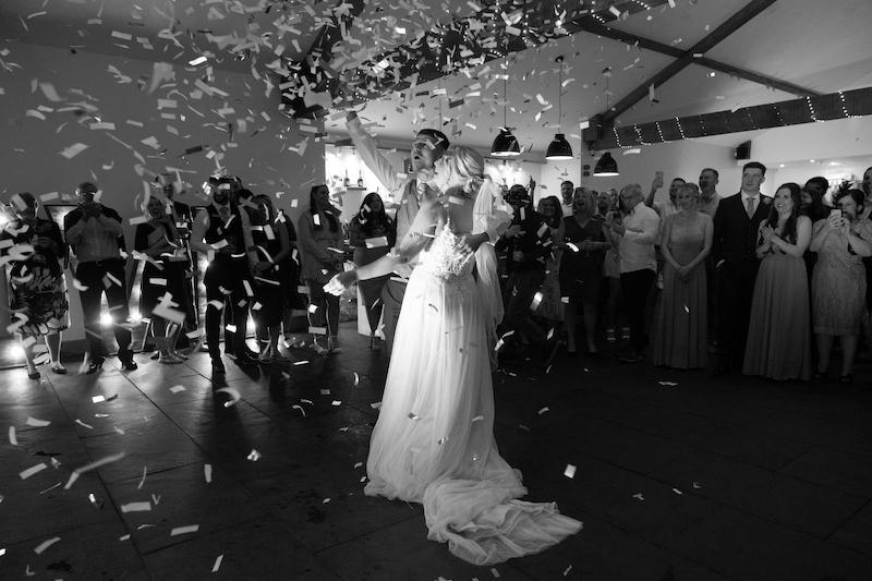 Wedding Day Quantock Lakes Nether Stowey