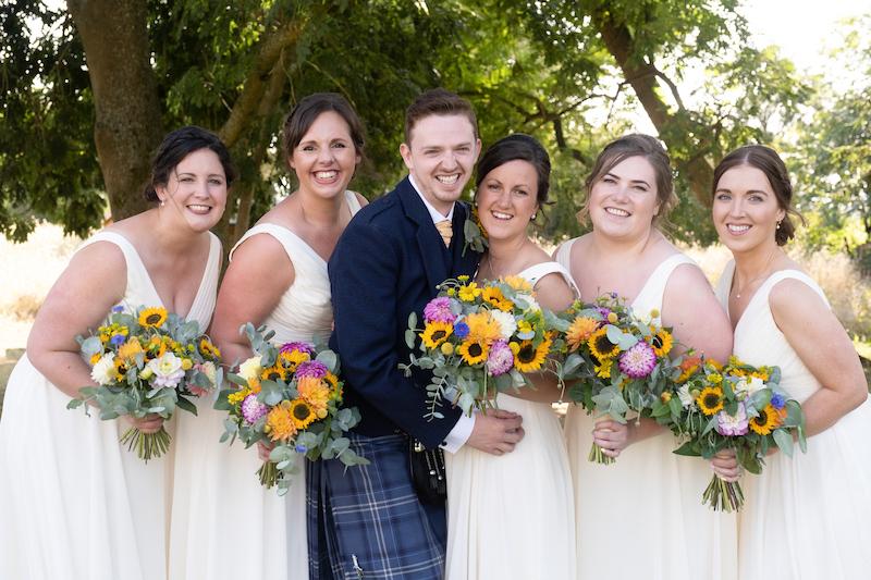 ST Tewdrics Chepstow Wales Wedding