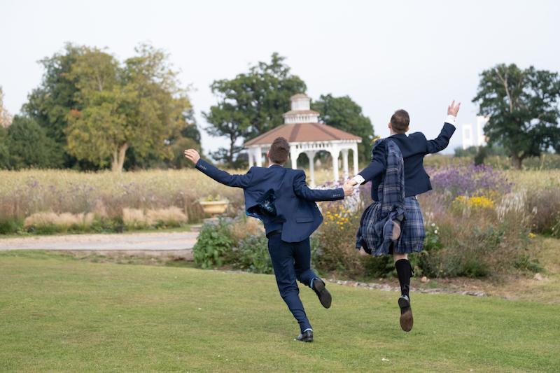 st tewdrics wedding venue